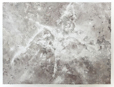 Ted Lawson, 'Carina Nebula (Robot Drawing)', 2014