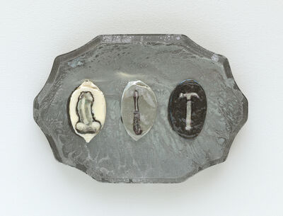 jerome caja, 'Hand Tools', ca. 1990