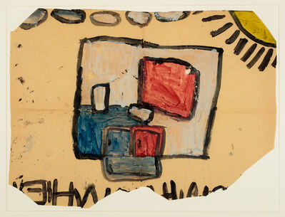 Laura Craig McNellis, 'Untitled (Red, White and Blue House)', 1972-1980