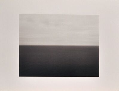 Hiroshi Sugimoto, 'Time Exposed [Bay of Biscay Bakio 1991, 364]', 1991