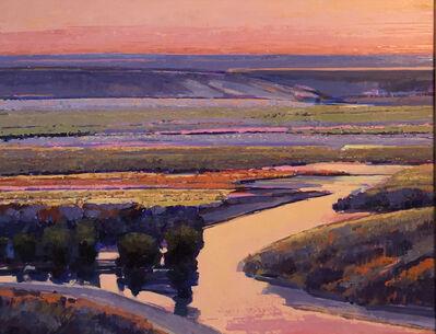 Martin Blundell, 'Pink Sky Landscape', 2018-2019