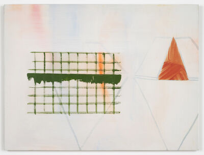 Sonia Almeida, 'Triangle and Grid', 2012