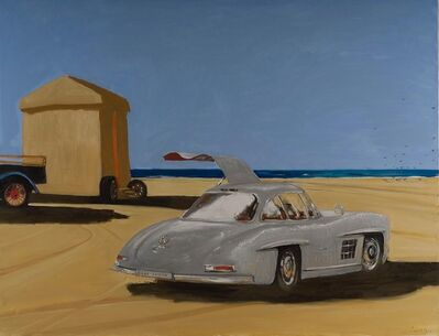 Julio Larraz, 'The Future Told Under Clear Skies ', ©2014