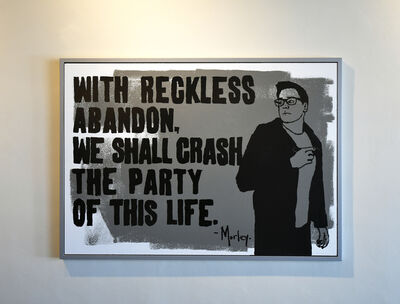 Morley, 'Crash the Party', 2017