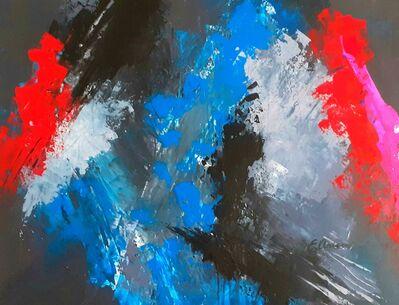 Elizabeth Ariano, 'Dance Colour in de Shadow', 2020