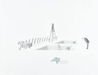Massinissa Selmani, 'Échappées', 2020