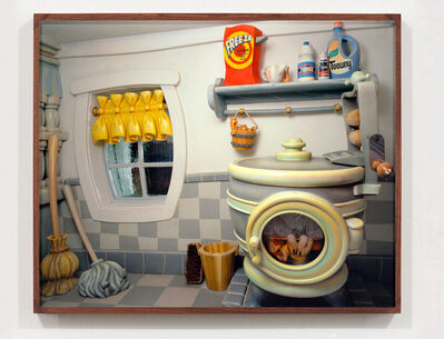 Catherine Wagner, 'The Architecture Of Reassurance: Minnie Mouse's House; Mickey's Toontown, Dinseyland, Anaheim, CA', 1995