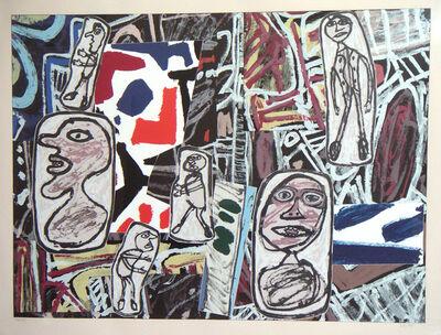 Jean Dubuffet, 'Faits Memorables I', 1978