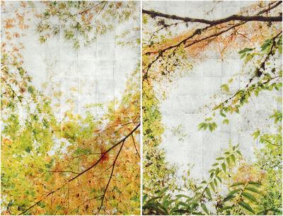 Susan Goldsmith, 'Autumn Sampling I (Diptych)', 2019