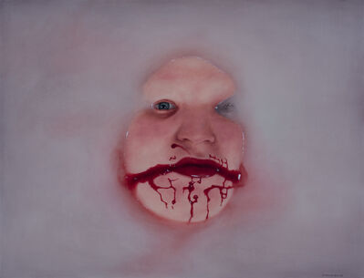 Stephen Koharian, 'Self-Portrait Without Anti-Depressants', 2018