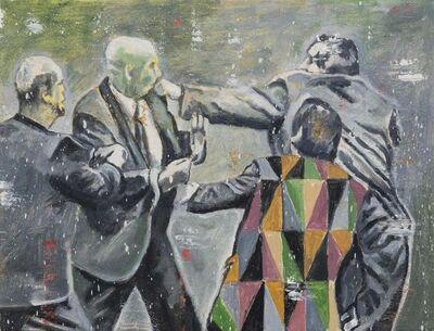 Nicky Nodjoumi, 'Political Opposition', 2015