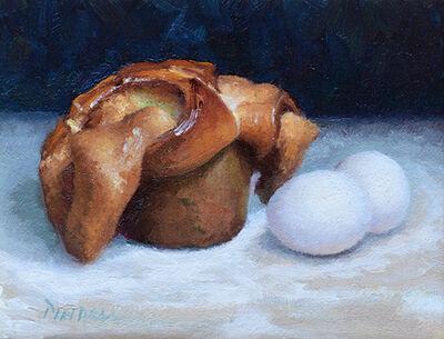 Pamela Pindell, 'Sweet Bun and Eggs', 2016
