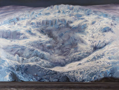 Diego Narváez, 'End of the Glacier', 2014