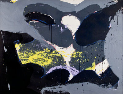 Norman Bluhm, 'Untitled', 1973