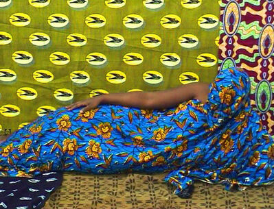 Grace Ndiritu, 'Still Life: Lying Down Textiles', 2005-2007