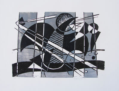 Werner Drewes, 'Bird of Prey', 1982