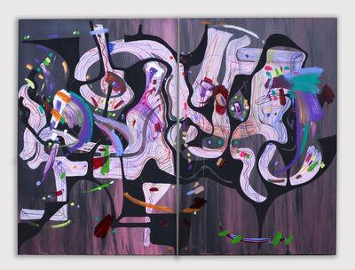 Joanne Greenbaum, 'Untitled', 2020