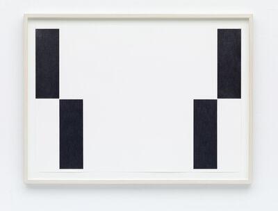 """Frank Gerritz, ' Four Center Connection, """"Comme Une Absence""""', 2018"""