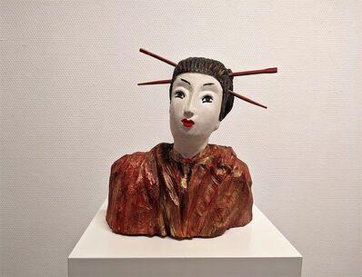 Christiane Erdmann, 'Geisha', 2015