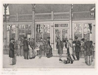 Max Klinger, 'Place (Ort)', 1880
