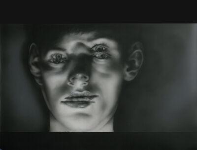 Anthony Goicolea, 'Double Projection Shadow Portrait 8', 2016
