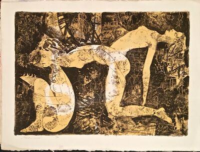 guillermo ceniceros, 'Mujeres Bailando ', 1987