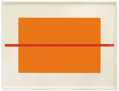 Donald Judd, 'Untitled', 1990