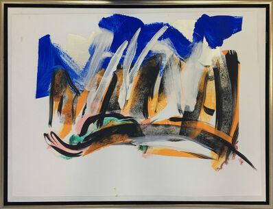 Larry Bell, 'The Cross Roads', 1984