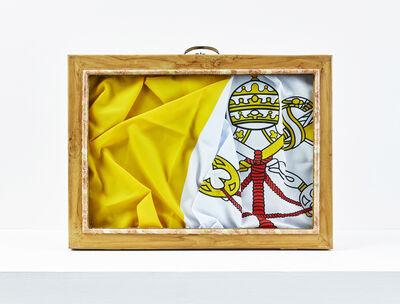 Meschac Gaba, 'Valise diplomatique (Vatican)', 2017