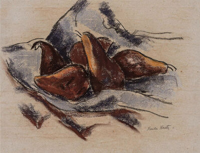 Marsden Hartley, 'Still Life with Pears', ca. 1920s