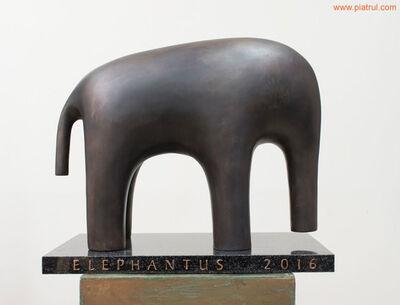 Maxim Piatrul, 'Elephantus', 1996-2002