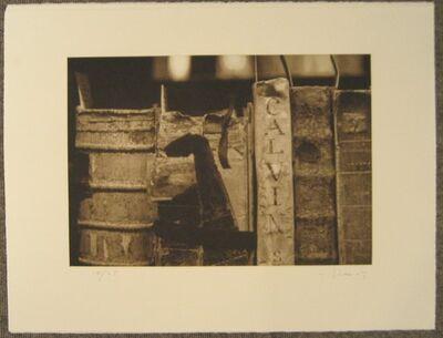 Xie Xiaoze, 'Thomas Fisher Rare Book Library #4'