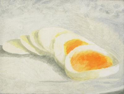 Lucien Smith, 'Untitled (Sliced Egg)', 2017