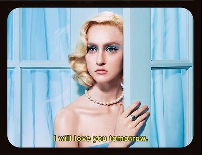 Miles Aldridge, 'I Will Love You Tomorrow', 2020