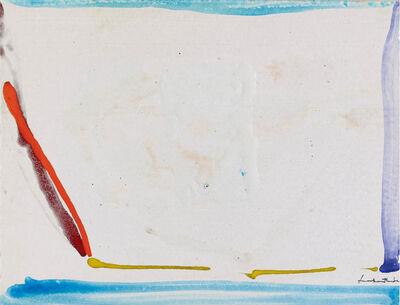 Helen Frankenthaler, 'Thanksgiving Day', 1973