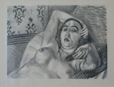 Henri Matisse, 'Le Repos du model', 1922