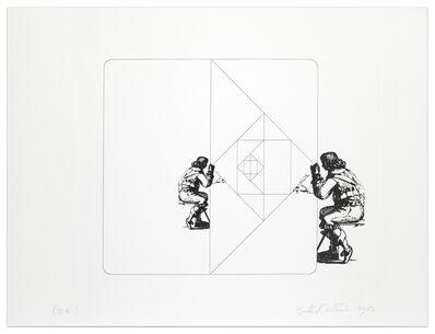 Giulio Paolini, 'Eclat', 1986