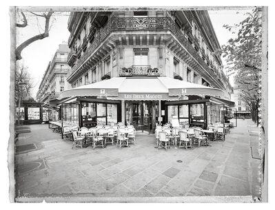 Christopher Thomas, 'Café Les Deux Magots', 2014