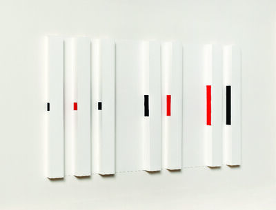 César Paternosto, 'Conjuntos Progresiones # 3', 2008