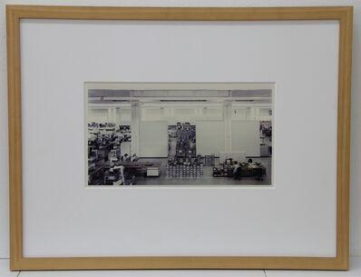 Andreas Gursky, 'Siemens Amberg', 1991