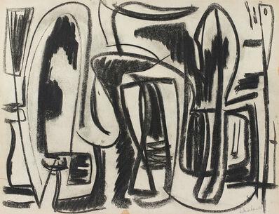 Gérard Schneider, 'Untitled', 1948