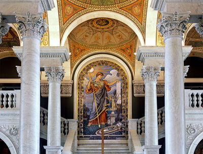Andrew Prokos, 'Library of Congress Great Hall Mosaic', 2009