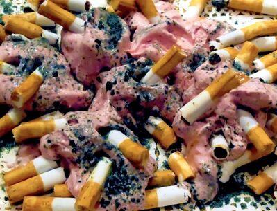 Maurizio Cattelan, 'Bubblegum Cigarettes', 2012