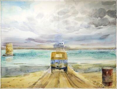 Abdul Qader Al Rais, 'Al Ghaith Series', 2020