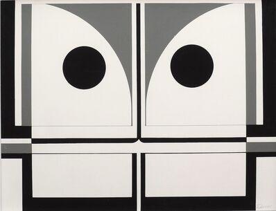 Jorge Riveros, 'Serie Evocacion Constructiva #7', 1970