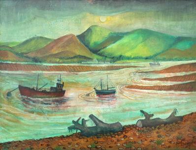 John Farrington, 'The Estuary IV', 2013