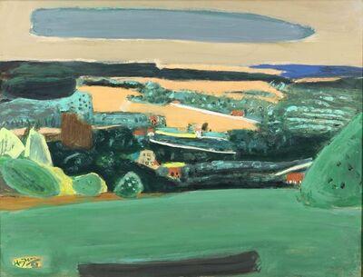 Henri Hayden, 'Valley'