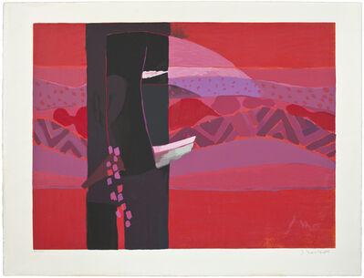 Fernando de Szyszlo, 'Mar de Lurin I', 1989