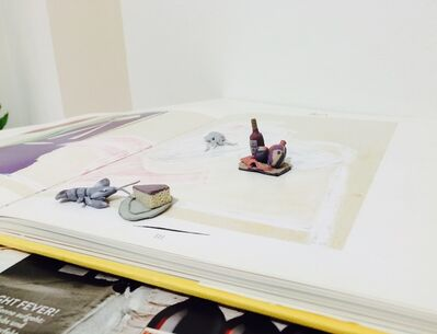 Saya Irie, 'Picasso Dust', 2014