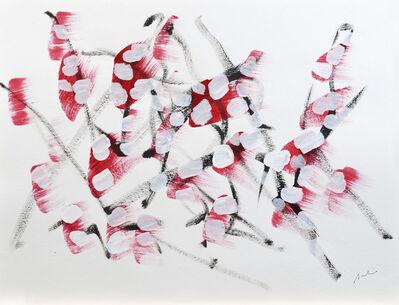 Marcel Barbeau, 'Jour de braise 2', 2007
